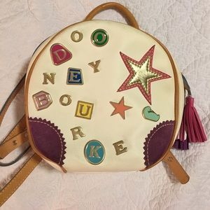 Vintage Dooney & bourke back pack